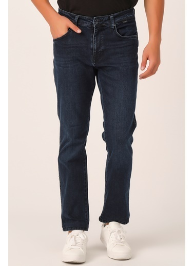 Rodi Jeans Erkek Denim Pantolon  Lacivert